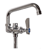 "Add On Faucet. w/ 6"" Spout fits JAG Commercial Faucets"