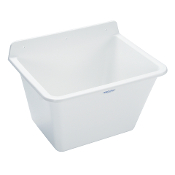 Utilatub Service Sink,  Wall Mount
